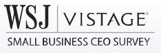 WSJ Vistage Logo